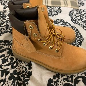 Timberland boots (unisex)